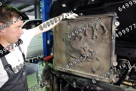 радиаторов Lexus